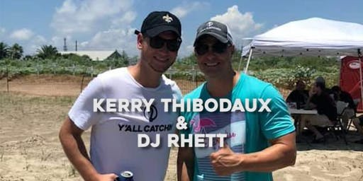 Cold Ones & Comedy For Camden With Dj Rhett & Kerry Thibodaux