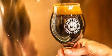 Raised Grain  Beer Tasting tickets