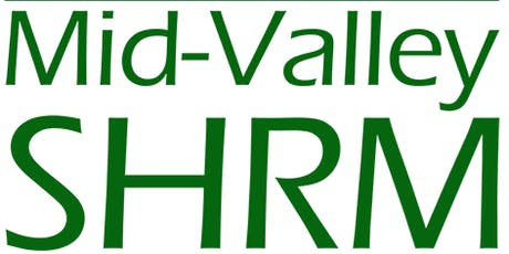 Mid-Valley SHRM November Membership Meeting- Document Preservation, Litigation Holds & ESI Discovery tickets