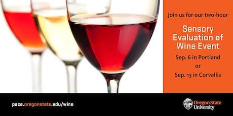 Experiencing Wine: Sauvignon Blanc tickets