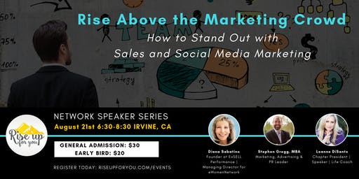 Rise Above the Marketing Crowd-How to Stand Out with Sales and Social Media Marketing