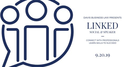LINKED - Social & Speaker (September)
