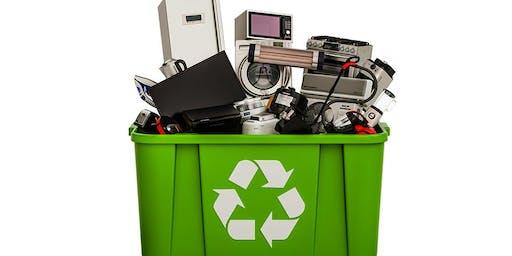 E-Recycling Event