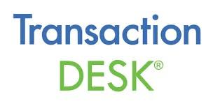 Transaction Desk Training