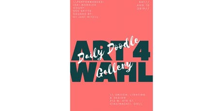 Art4Wahl: Daily Doodle Gallery tickets