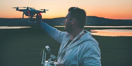 FAA DRONE PILOT CERTIFICATION TRAINING (CPTC BRUNSWICK) tickets