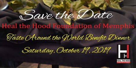 Taste Around the World Benefit Dinner tickets