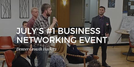 August's #1 Business Networking Event tickets