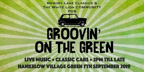 GROOVIN' ON THE GREEN tickets