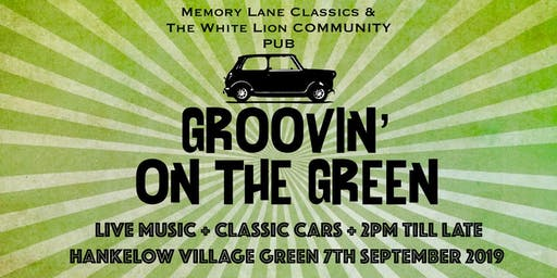 GROOVIN' ON THE GREEN