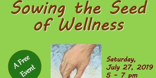 Meditation Talk - Sowing the Seed of Wellness