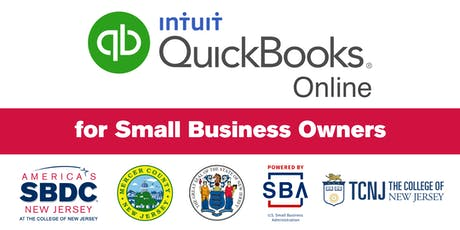 Quickbooks Online for Small Business Owners tickets