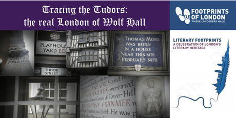 Tracing the Tudors: The real London of Wolf Hall tickets