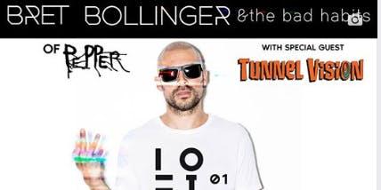 Bret Bollinger (of Pepper) & the Bad Habits, Tunnel Vision