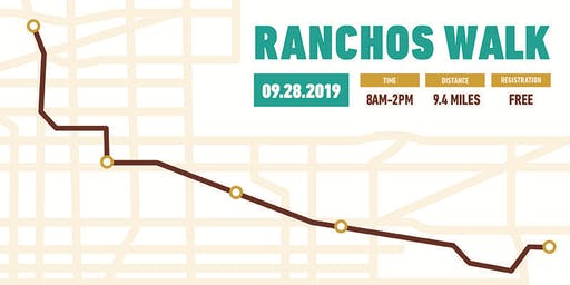 Ranchos Walk 2019