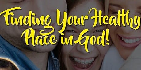 The Healing Place Global Alliance October Womens Fellowship tickets