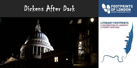 Dickens After Dark:  In the Steps of the Night Walker tickets