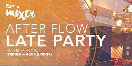 SFM Mixer: After Flow Late Party tickets