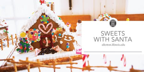 Sweets with Santa 2019 tickets