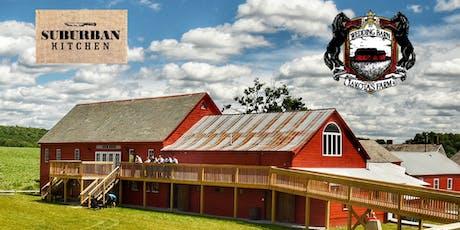 Farm to Table Dinner at Lakota's Farm tickets
