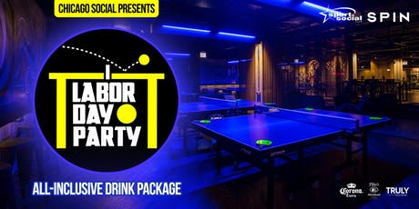 3-Hour All-Inclusive Labor Day Party tickets