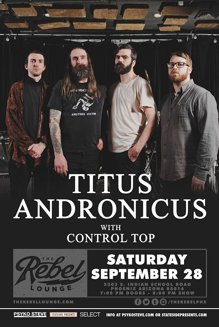 TITUS ANDRONICUS image