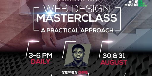 Web Design MASTERCLASS