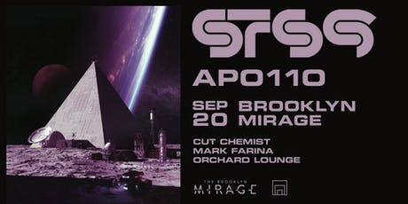 STS9 at The Brooklyn Mirage tickets