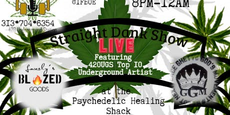 Straight Dank Show Episode 1: Welcome 2 Detroit w/ Guest Host 2 Piece And A Biscuit Experience w/ Ally & Hobbs tickets
