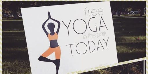 Free Yoga in the Park - Community Event