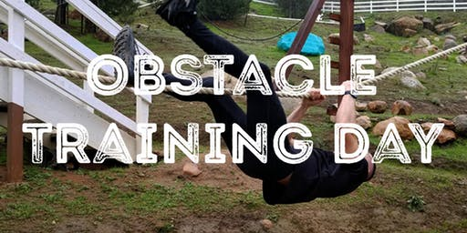 Obstacle Training Day