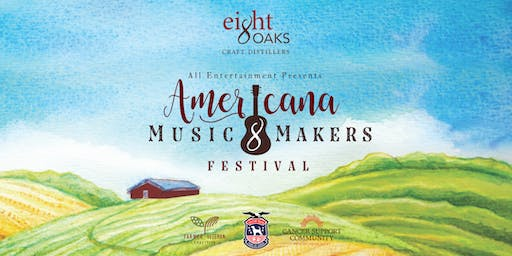 4th Annual Eight Oaks Americana Music & Makers Festival
