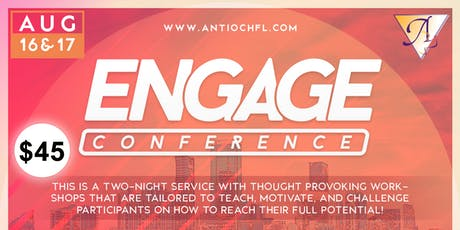 Engage Youth And Young Adult Conference tickets