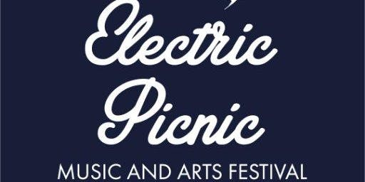 IGG take Electric Picnic 30th August - 1st September 2019