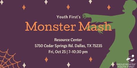 Youth First Monster Mash tickets