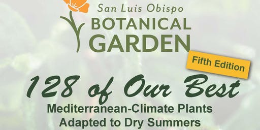 Gardening Guide Book Release at SLO Botanical Garden