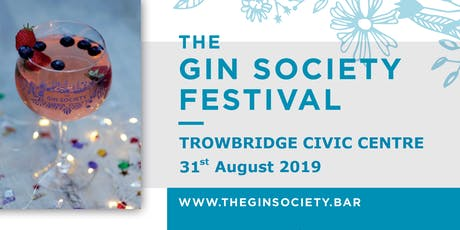 The Gin Society - Trowbridge Festival 2019 tickets