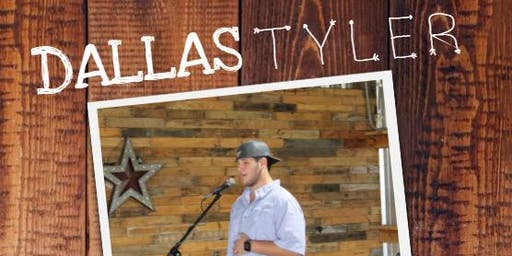 Dallas Tyler at Lilly's on the Lake!
