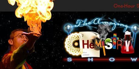 The Amazing Chemistry Show and Pancake Breakfast tickets