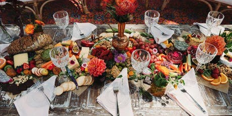 MASTER THE ART OF GRAZING PLATTERS. tickets