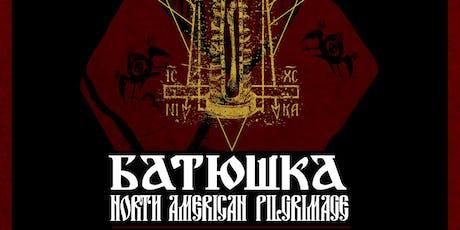 Batushka tickets