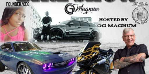 No Lackin Show Up & Show Out Car Show
