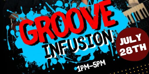 Groove Infusion at Lilly's on the Lake!