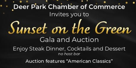 Sunset on the Green- Annual Gala and Auction tickets
