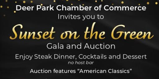 Sunset on the Green- Annual Gala and Auction