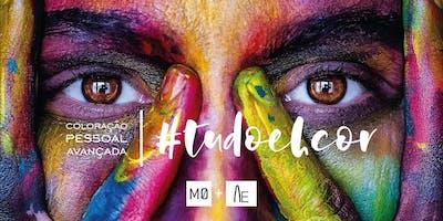 #TUDOEHCOR - Treinamento Avançado de Análise de Coloração Pessoal