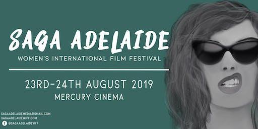 SAGA Adelaide Women's International Film Festival - Saturday Program