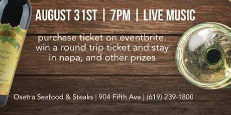 6-Course Nickel & Nickel & Far Niente Wine Dinner at Osetra tickets