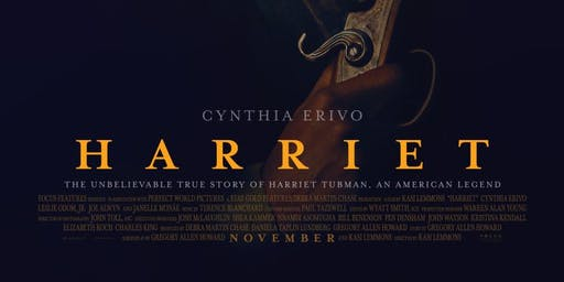 "Harriet Tubman ""All Black Attire"" Movie Night"