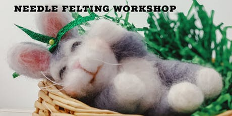 Introduction to Wool (Dry) Needle Felting Figurines in Chicago tickets